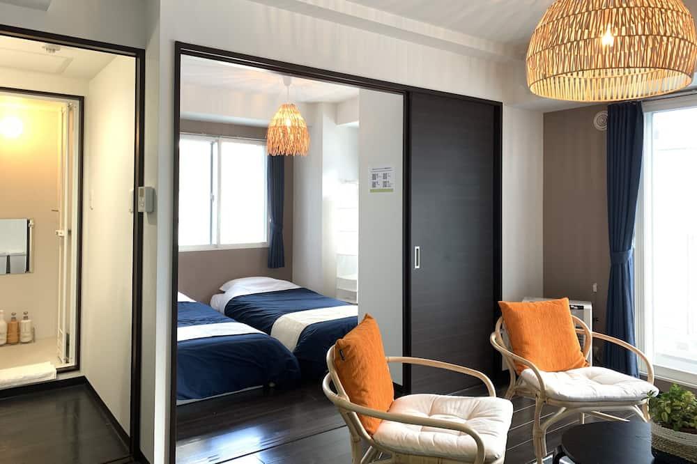 アパートメント (302) - 客室