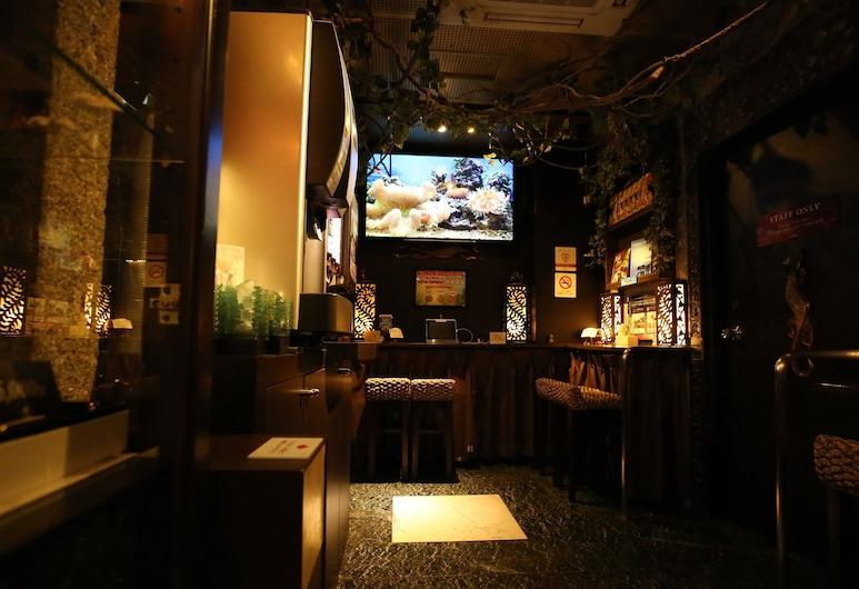 Petit Bali Ikebukuro - Adults Only, Tokio, Salónik v hale