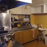 Ortak Ranzalı Oda, Karma Ranzalı Oda - Ortak mutfak