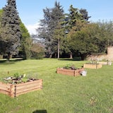 Quadruple Room (Nid) - Garden View