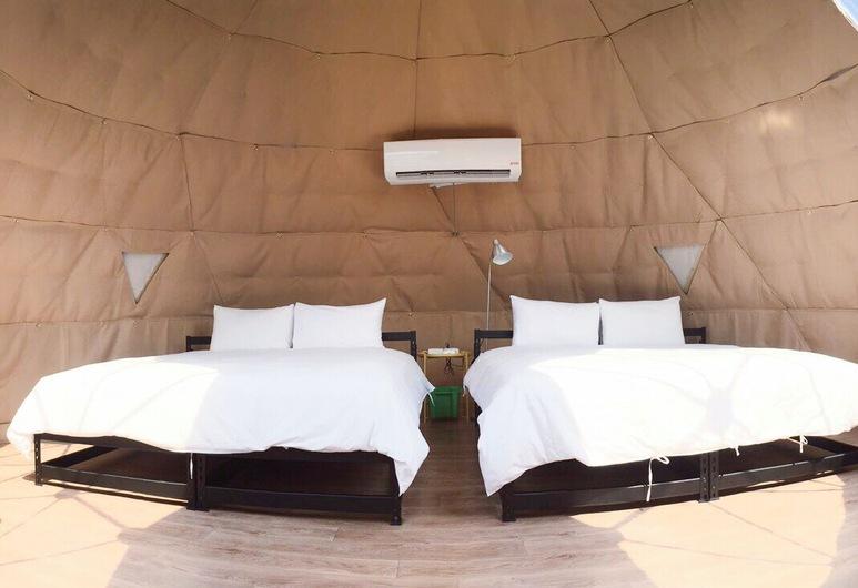 CampZone, Lưu Cầu, Lều, 2 giường cỡ queen, Phòng