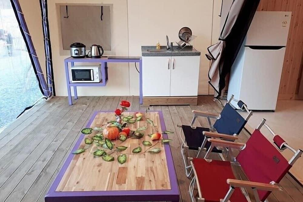 Room (Purple) - In-Room Dining