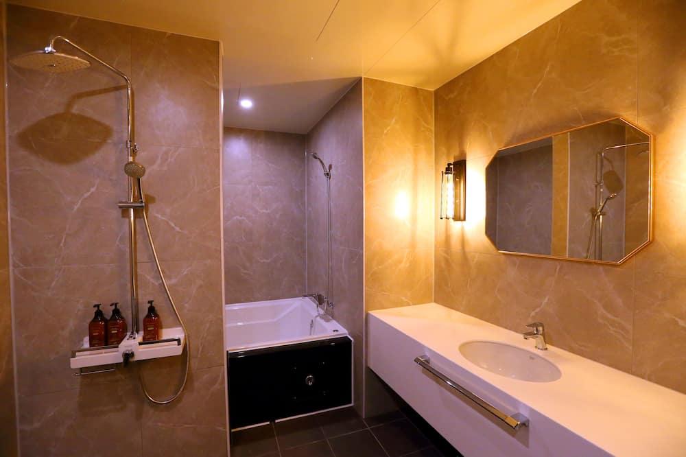 Apartmán (+ Styler) - Kúpeľňa