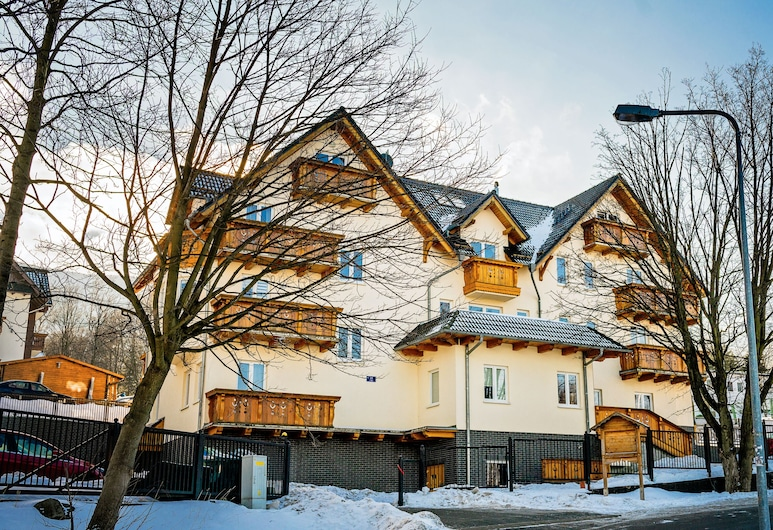 Apartamenty Sun & Snow na Wilczej, Karpacz, Fachada do estabelecimento