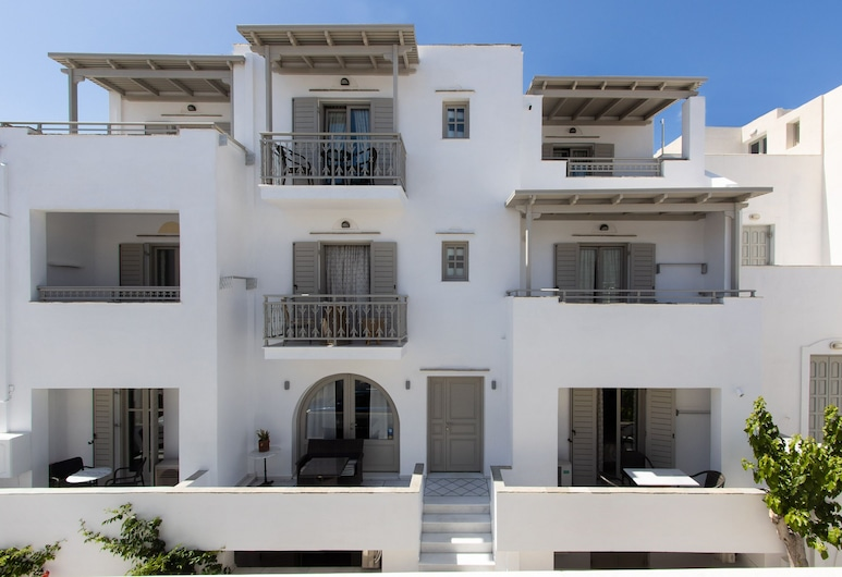 Hotel Villa Flora, Naxos