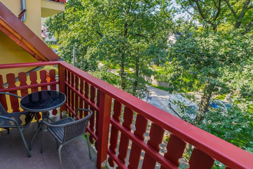 Appartement (6.1) - Balcon