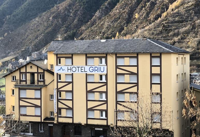 Hotel Griu, Encamp, Fassaad