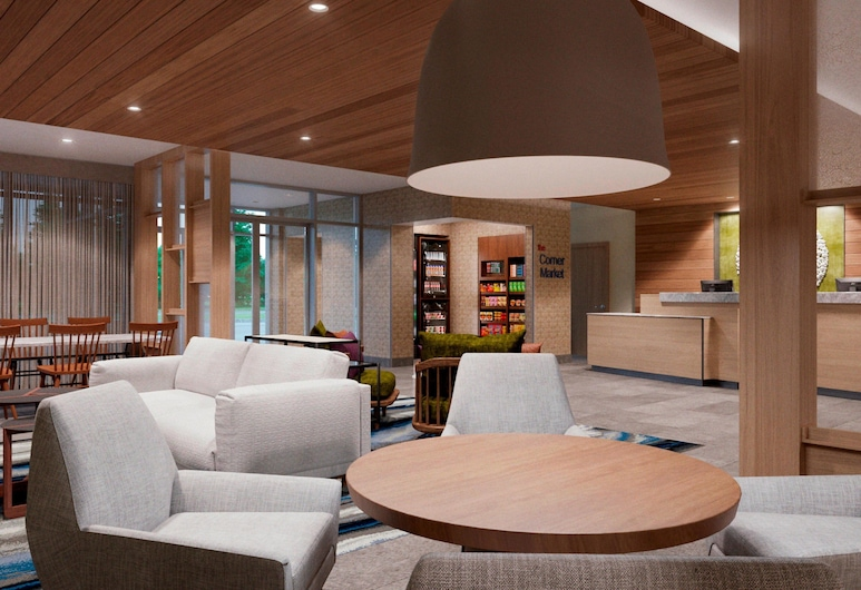 Fairfield Inn & Suites by Marriott Shawnee, Shawnee, Lobby