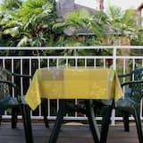 Classic Apartment, 1 Bedroom - Balcony