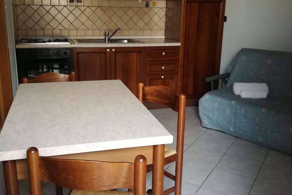 Basic-Apartment, 1 Schlafzimmer - Wohnbereich