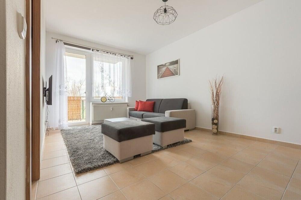 Appartement Standard, 1 très grand lit et 1 canapé-lit - Photo principale
