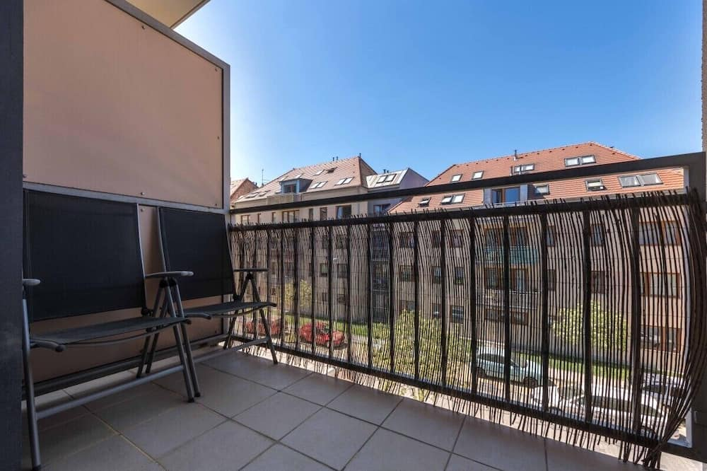 Standard Apartment - Balcony View