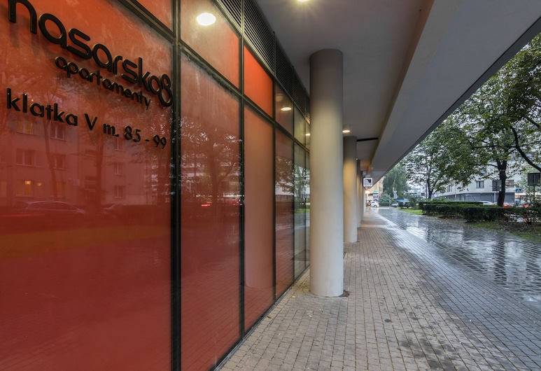 Apartamenty Sun & Snow Masarska Delux, Krakow, Property Grounds