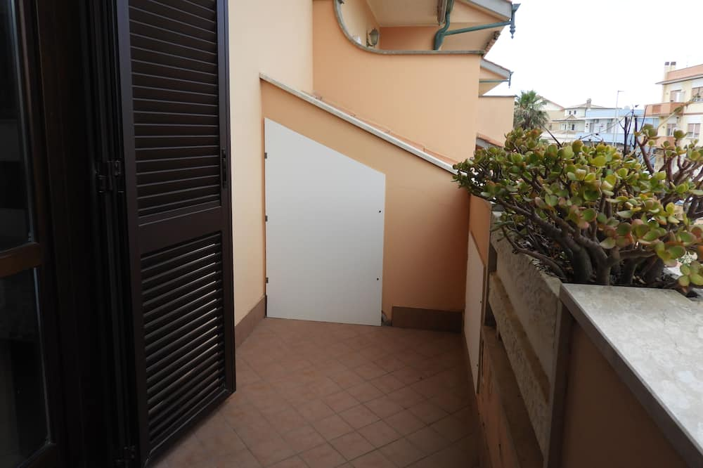 Chambre Double Standard, 1 lit double - Balcon