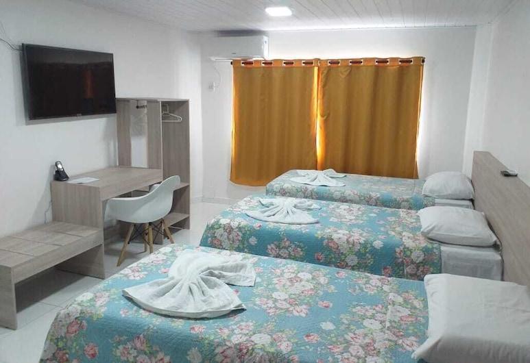 Requinte Hotel Itabuna, Itabuna, Habitación cuádruple, Habitación