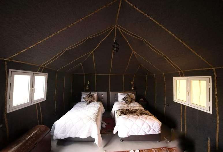 Bambara Desert Camps , Taouz, Luxury Tent, Guest Room