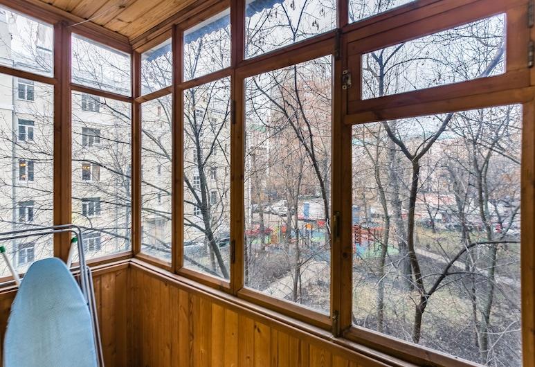Apartment on Chayanova 12, Moscow, Apartment, Balcony