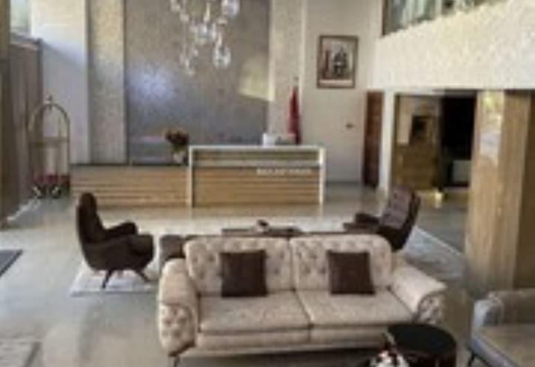 Atlas Saiss, Fes, Lobby Sitting Area