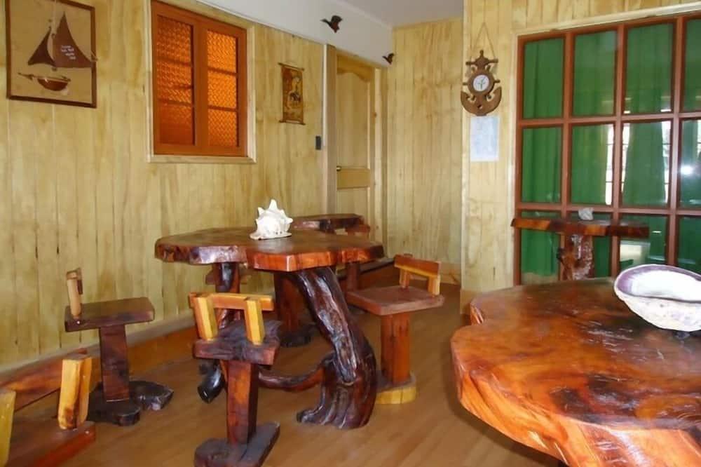 Dubbelrum - Matservice på rummet