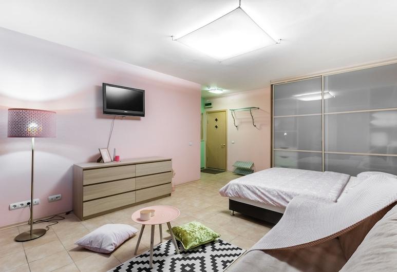 Apartment on Bolshaya Spasskaya 6-1, Moskwa