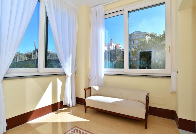 La Ciucciara, Massa Lubrense, Departamento, 2 habitaciones, vista al mar (Ischia), Habitación