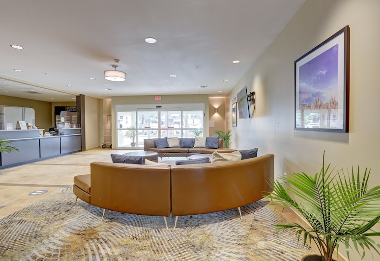Candlewood Suites Safety Harbor - Clearwater NE, Clearwater, Lobby