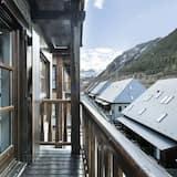 Apartament (3 Bedrooms) - Balkon