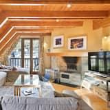 Căn hộ (4 Bedrooms) - Phòng khách