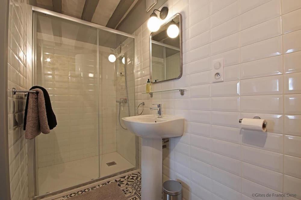 Chambre Double (Laure) - Salle de bain
