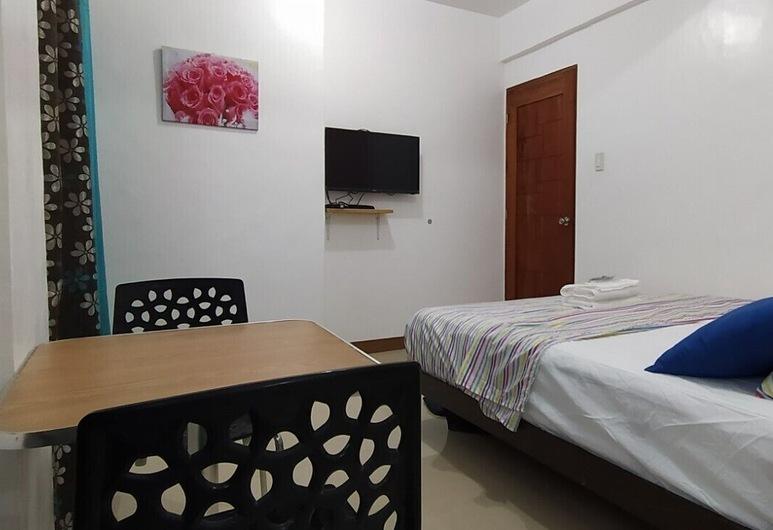 JB Valdres Apartment, Parañaque, Trojlôžková izba typu Basic (3D), Hosťovská izba