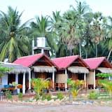 Separate Cabanas - Garden View