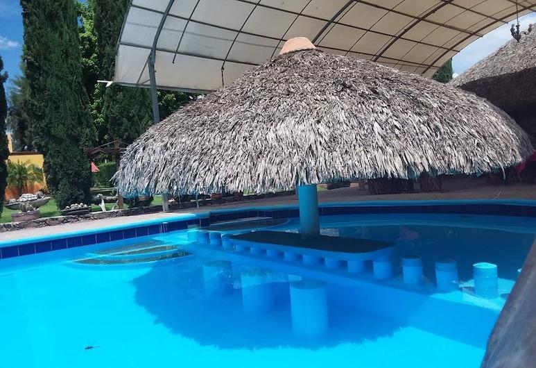 Hotel La Estancia Spa, 里歐維德, 游泳池