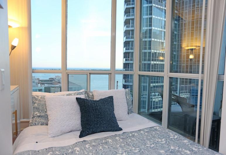 Spectacular High Rise On The Waterfront, Toronto, Appartement, 2 slaapkamers, keuken, Kamer