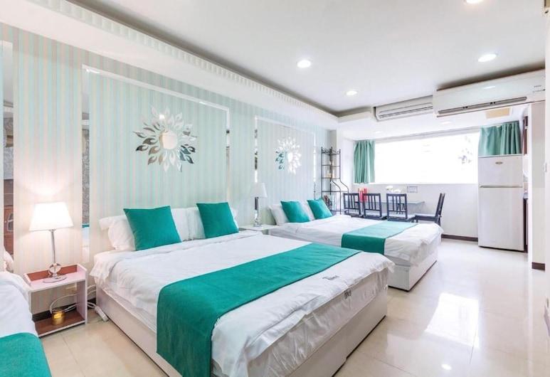 莎卡公寓, 台北, 家庭客房, 客房