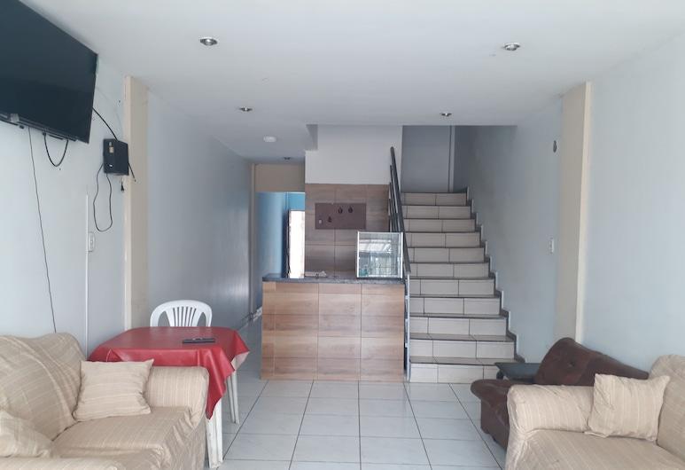 Alojamiento Oasis, Santa Cruz, Ρεσεψιόν