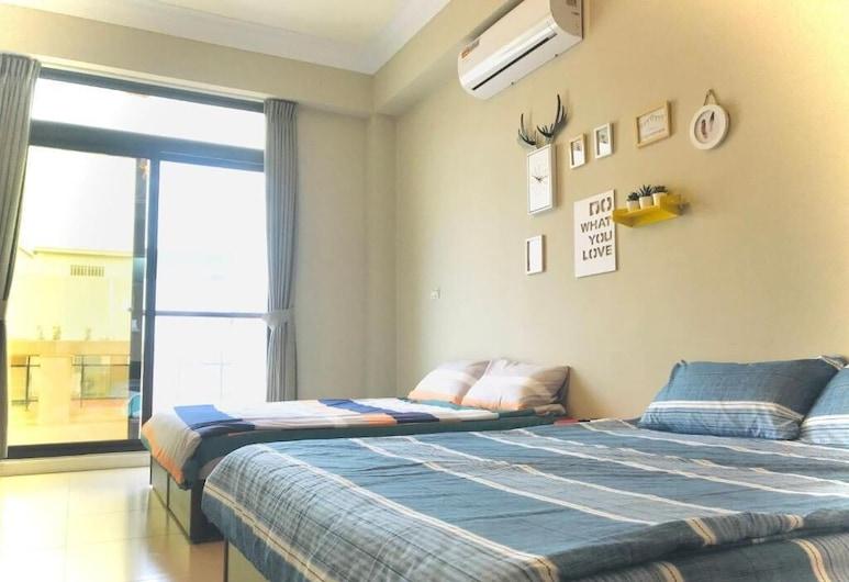 Jhusu Homestay, Donggang, Quadruple Room (Dapeng Bay), Guest Room