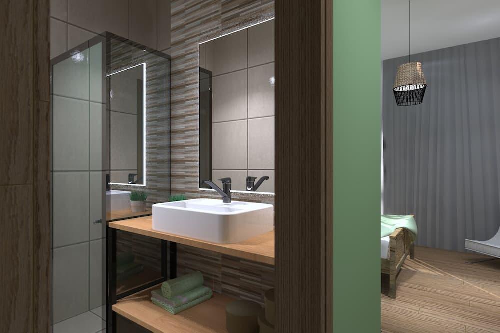 Urban Chic Room - ห้องน้ำ