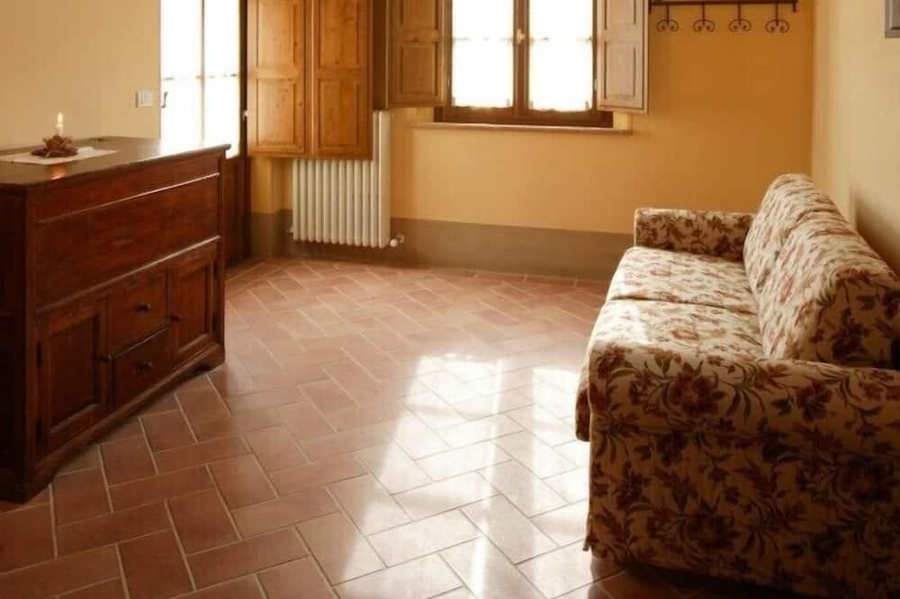 Huoneisto, 1 makuuhuone (La Vite) - Oleskelualue