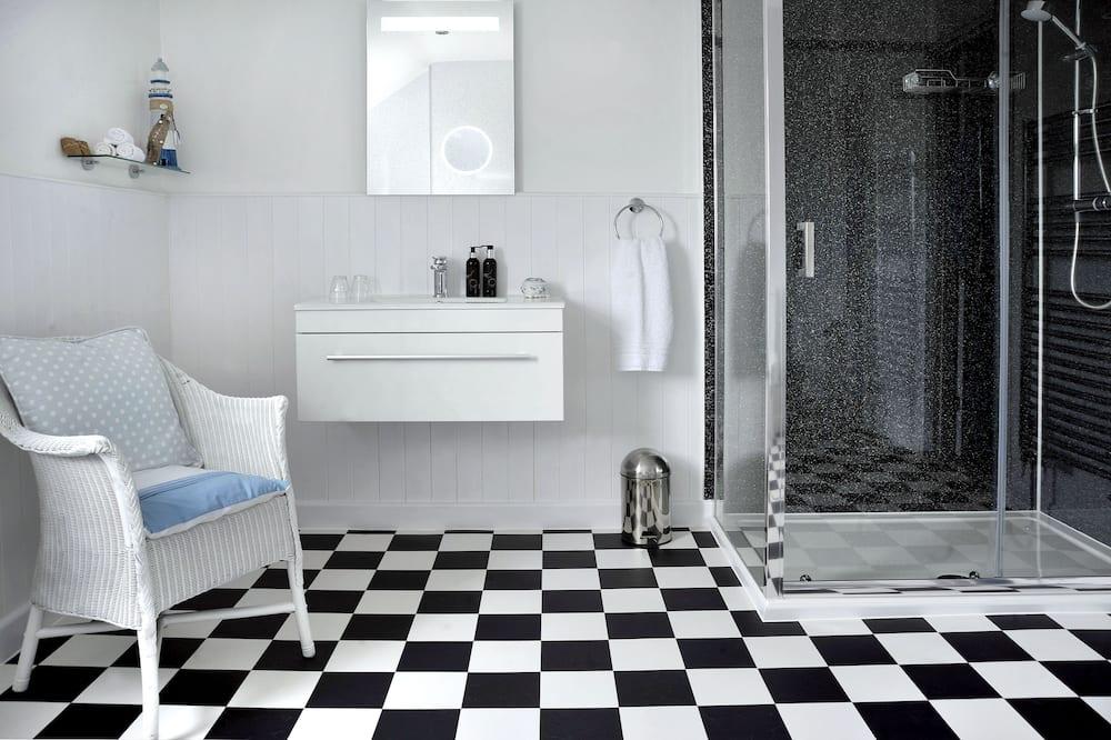 Chambre Supérieure avec lits jumeaux (Room 2) - Salle de bain