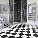 Chambre Double Supérieure (Room 1) - Salle de bain
