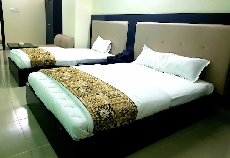 Hotel Grand Surma, Sylhet, Deluxe Double Room, Guest Room