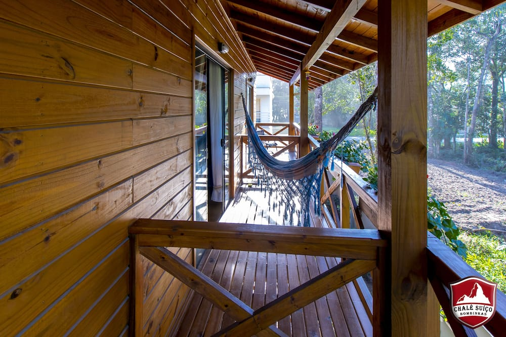 Suite Duplex - Balkon Manzarası
