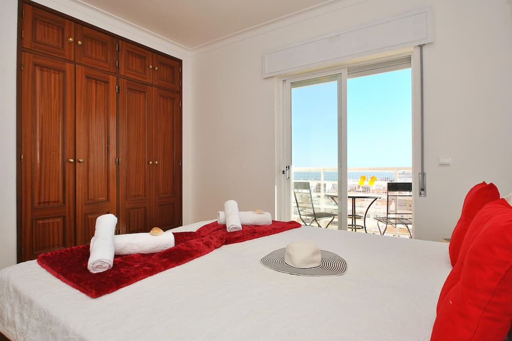 Apartment, 4 Bedrooms, Sea View - Bilik