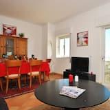 Apartment, 4 Bedrooms, Sea View - Ruang Tamu