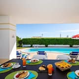 Вілла, 3 спальні, приватний басейн - Тераса/внутрішній дворик