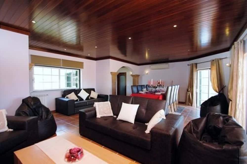 別墅, 6 間臥室, 私人泳池, 海景 - 客廳