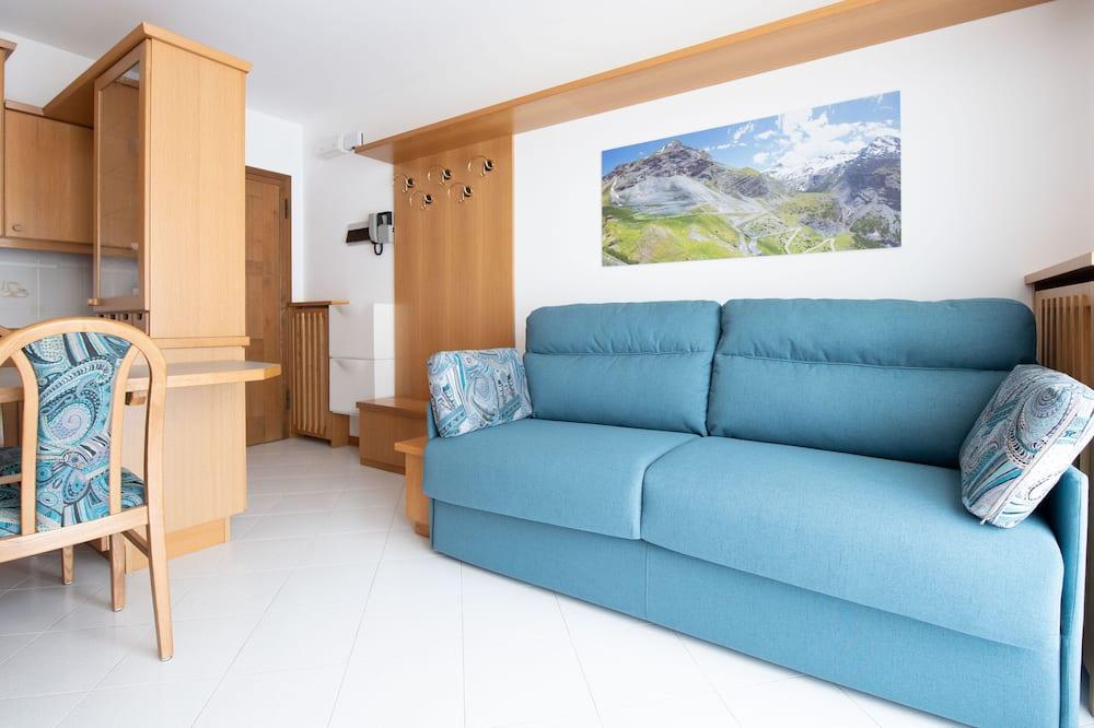 Lägenhet - 1 sovrum (Calidarium) - Vardagsrum
