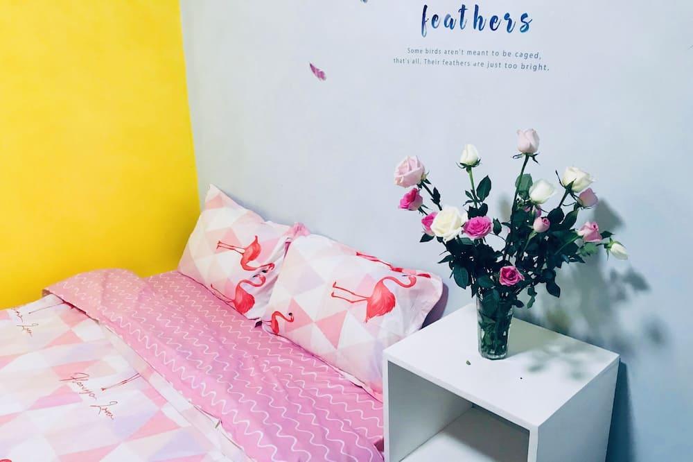 Superior soba, 1 bračni krevet - Dnevni boravak