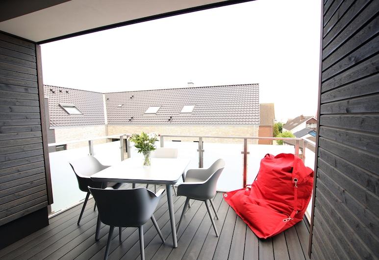 Sonnengarten 20 - Heimathafen, Kellenhusen, Sonnengarten 20 - Heimathafen (Incl. 80€ cleaning & 12€ service fee), Balcony