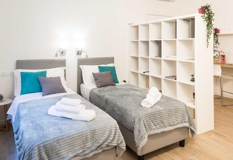 Capo di Lucca Apartments, Bolonia, Estudio, Habitación